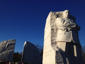 Martin Luther King's Memorial is the capital's newest monument.