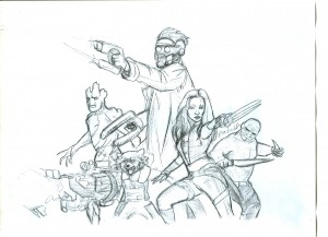 guardians of the galaxy copy