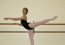 Taylor Lim spends junior year at a rigorous New York ballet school
