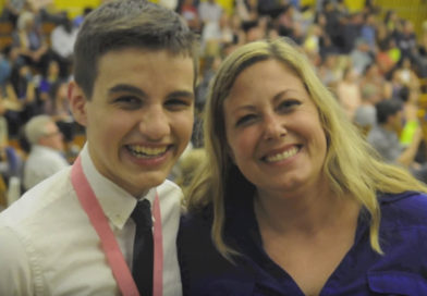 Senior Awards Night makes happy memories