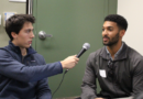 Oakland A's Player Marcus Semien speaks at CVHS