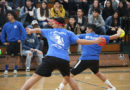 Mendoza Roofing Co. reigns victorious in dodgeball tournament