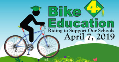 """Cyclists support schools in """"Bike 4 Education"""" event"""
