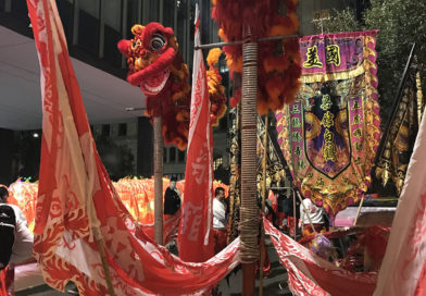 Chinese New Year celebrated at CVHS, around the Bay