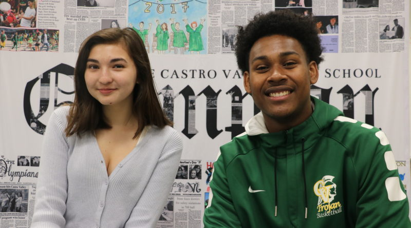 Olympian Interview with 2019-20 ASB President Devin Green