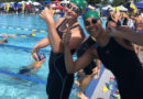 Swimming ends season with multiple accomplishments