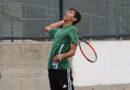 Ashir Gupta shines in tennis