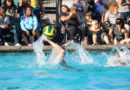 Ladies water polo falls short in tough match