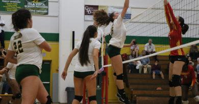 Trojans volleyball falls short in tough loss