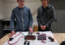 Robotics team prepares for battle