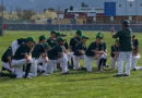 Baseball team earns winning record