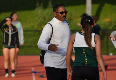 Track coach races to Hall of  Fame