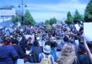 Protestors march for justice