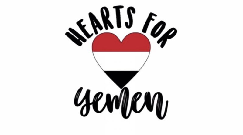 HeARTS FOR YEMEN brings awareness with the selling of art