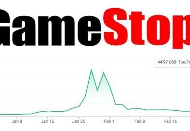 GameStop takes investors for wild ride