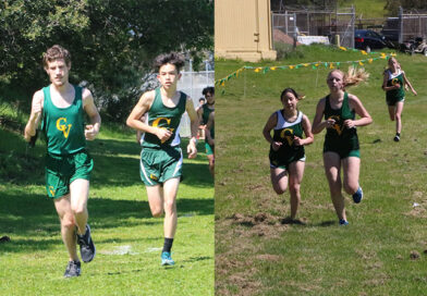 Cross country runners race to personal records