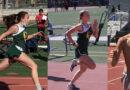 Freshman phenoms run to track titles