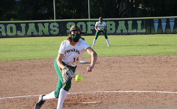 Softball squad surges to team title