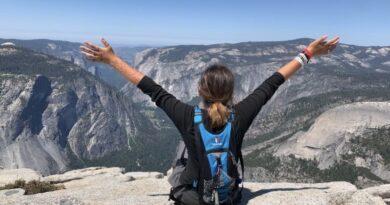 CVHS student conquers Half Dome