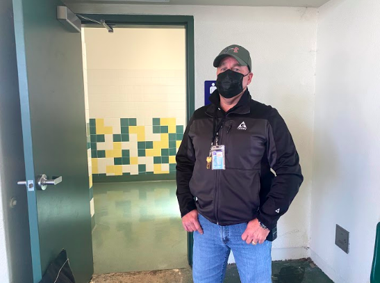 Students suffer after vandals trash bathrooms