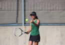 Trojans sweep the Jets in tennis