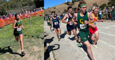 Trojans cross country teams thrive for first place